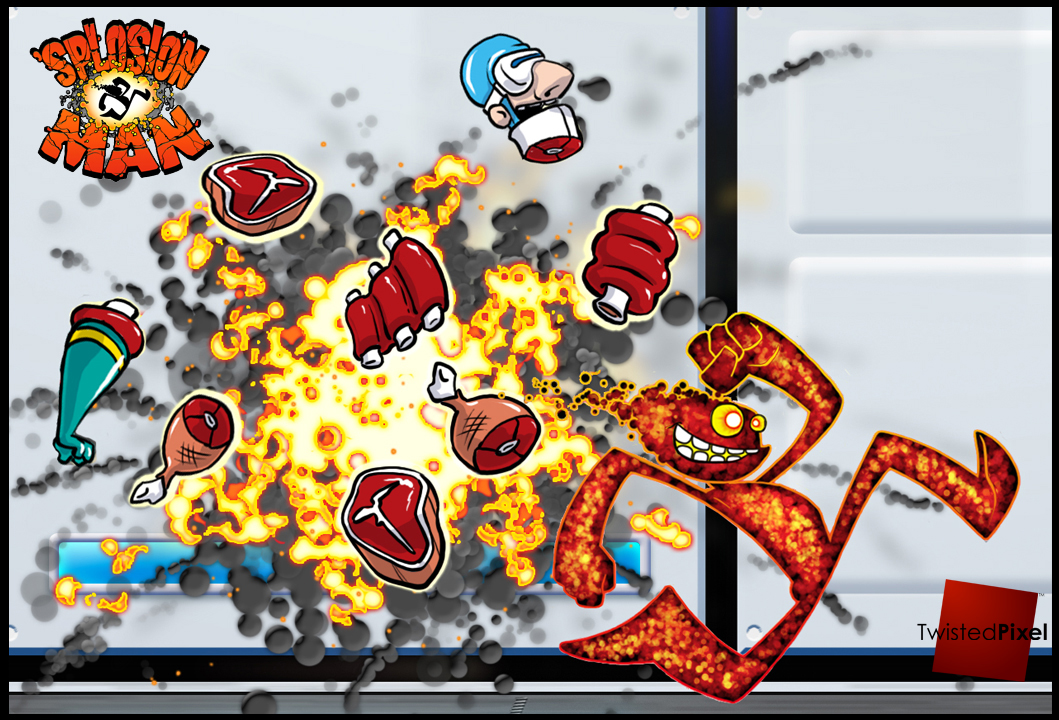 Game Deconstruction: 'Splosion Man