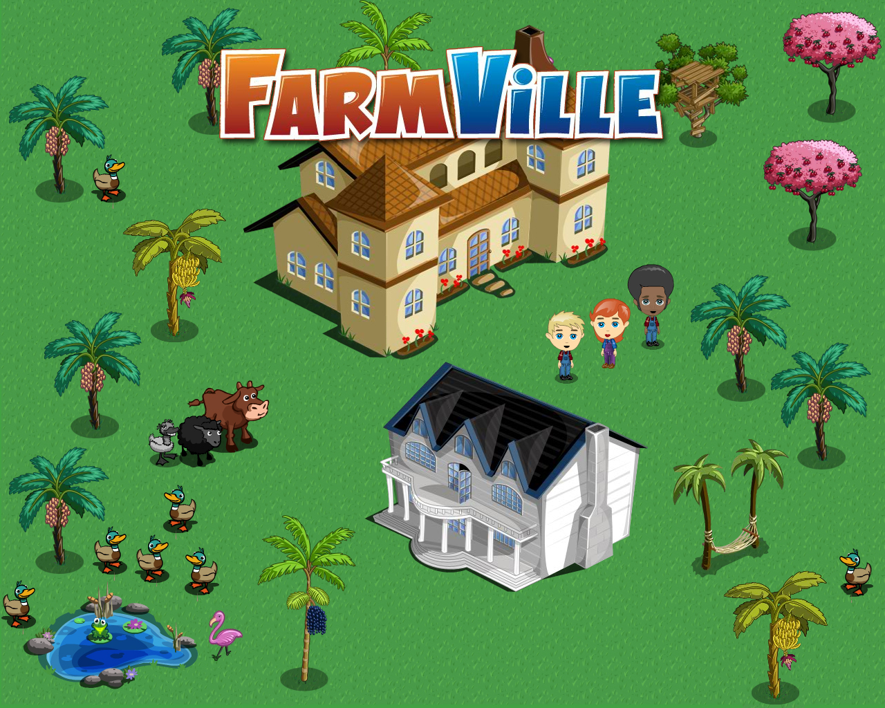 Game Deconstruction: FarmVille