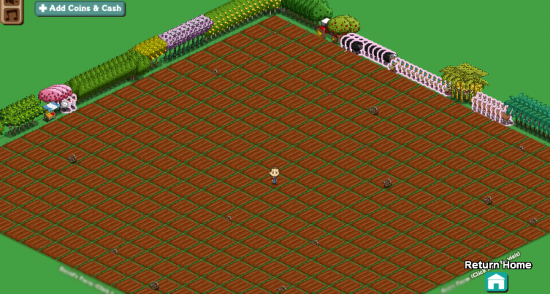 Can I Play My Farmville  On The Game Room