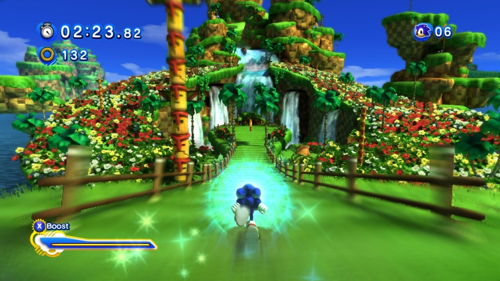 Image Gallery sonic ps1
