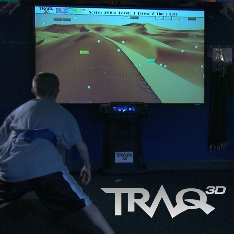 Breakout for TRAQ 3D